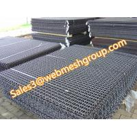 China Crimped wire mesh for mining screen wholesale