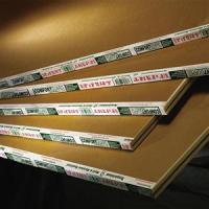 China Waterproof gypsum board/plaster board on sale