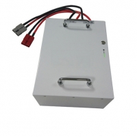 China 100Ah 24 Volt Lifepo4 Rechargeable Battery Pack 2000 Cycles wholesale