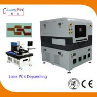 China 355nm Laser Depaneling Machine Printed Circuit Board UV Cutting Machine wholesale