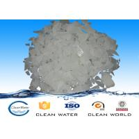 China Chemical Aluminium Sulphate powder / granular for industry Water treatment wholesale