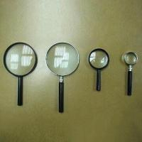 China Magnifying Glass (Magnifier), Choose Between Plastic or Brass Handle and Frame wholesale