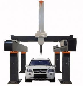 China CMM 3D Coordinate Measurement Machine DUO Drive Workshop Large Size Gantry Type wholesale