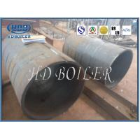 China Horizontal Type Boiler Steam Drum For Water Tube Coal Fuel Steam Boilers wholesale