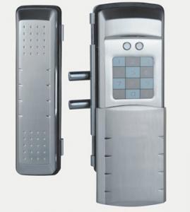 China Glass Door Keypad Lock wholesale
