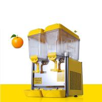 China Hot Sale Cold and Hot Beverage Orange Fruit Juice Dispenser, orange juice dispenser , hot beverage dispenser wholesale