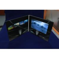 China 10.1 inch HD Digital touch lcd video brochure card for opening veremonies wholesale