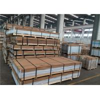 China 3000 series aluminum alloy sheet 3105 3003 3A21 alumal plates with PVC for construction wholesale