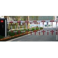 China Outdoor 4.5m Aluminum Alloy Push Button Articulated Tubular Barrier Gate, motor Barriers  wholesale