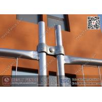 Temporary Fence Clamps