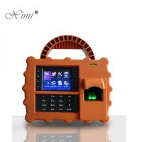 China GPRS WIFI S922 Biometric Time Attendance Machine Built In Backup Battery wholesale