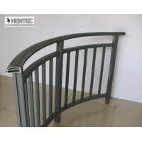 China Custom Extrusion Aluminum Porch Railing GB 5237-2008 Standard wholesale
