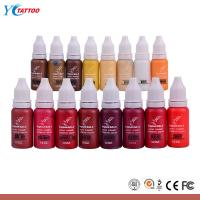 China Professional Eyebrow Eternal Permanent Tattoo Ink For Digital Machine Permanent Makeup wholesale