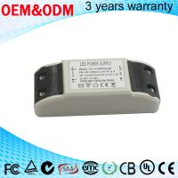 China DC 22-42V 250mA LED Power supply dimmable 12W Constant Current LED Driver for Panel Lights wholesale