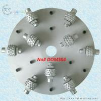 Wholesale Bush Hammer Plate - DOMS04 from china suppliers