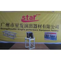 China Aluminum Alloy 6082-T6 Quick Lock 300mm X300mm Spigot  Truss With Welding wholesale