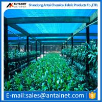 ANTAI manufacture HDPE material carport green shade net in China