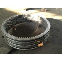 China Slewing Pipe Rolled Ring Forging Wind Turbine Flange ASTM A694 wholesale