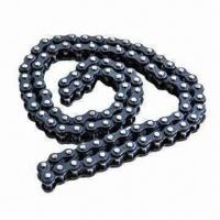 China Chain for motorcycle, made of steel wholesale