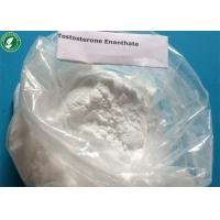 China Testosterone Enanthate Raw Steroid Powders High Grade 99% purity 315-37-7 wholesale