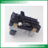 China VW Touareg 7P Audi A8 Q7 V8 TDI turbo actuator G-009 ,767649, 6NW009550 on sale