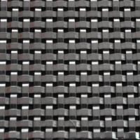 China Flat wire mesh decorative mesh on sale