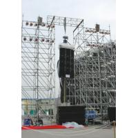 Quality Silver Black Or Customize Iron Layer Speaker Stands Truss 48mm Diameters for sale