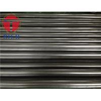 China Seamless Carbon Steel Heat Exchanger Tubes ASTM A179 Cold Drawn For Boiler wholesale