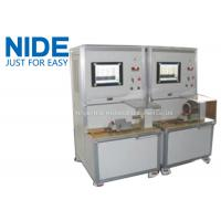 China Double Stations Heater Motor Stator Testing Panel Equipment With industrial control computer wholesale