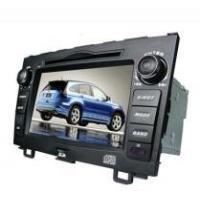 China Special panel for HONDA CR-V 7inch TFT LCD double din car DVD with bluetooth on sale