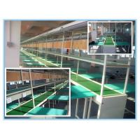 China Half manual led bulb assembly line with working stations wholesale