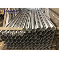 China C / U Channel Industrial Aluminum Profile High Strength For Construction Buildings wholesale