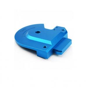 China Aluminum 5 Axis CNC Milling Service , Anodized CNC Turning Milling Parts wholesale