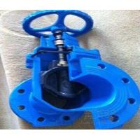 China C509 C515 FL MJ FLxMJ Resilient Gate Valve , awwa gate valve NRS or OS&Y wholesale