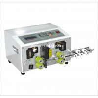 China High Accuracy Wire Cutting And Stripping Machine Stable Flat Cable Stripping Machine wholesale