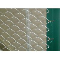 Buy cheap Galvanized PVC Coated Wire Mesh Fencing For Baseball Fields / Sport Paddock from wholesalers