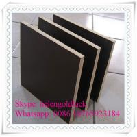 Wholesale Concrete Formwork Plywood with WBP Phenolic Glue from china suppliers