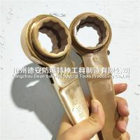 Buy cheap non sparking spud ring end poing wrench constrction spanner from wholesalers