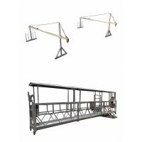Buy cheap 3 Phase Aerial Suspended Working Platform 415v 50hz With Over Load Cell from wholesalers