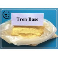 China Tren Base Trenbolone Steroid Light Yellow Crystal Powder Trenbolone Base wholesale