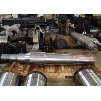 China Hydraulic Press Free Forged Steel Shaft / Gear Shaft Forging In Marine Industrial wholesale