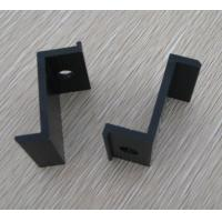 China End Clamp Solar Roof Mounting Systems / Solar Panel System Fixing , With T Bolt and Nut wholesale