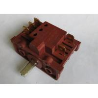 China Stove Copper Electric Oven Switch High Stability 5 - Speed Control CE Pa66 wholesale