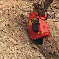 China excavator attached tool Ripper,hydraulic Ripper, Excavator rock ripper wholesale