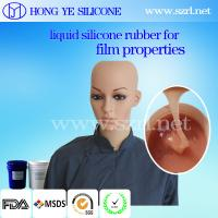 Buy cheap Silicone rubber for special simulation makeup in the film and television from wholesalers