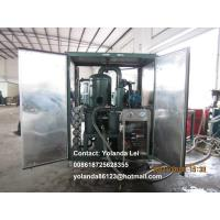 Buy cheap High Vacuum Transformer Oil Regeneration System, Oil Purifier/On line oil treatment/Oil filtering unit from wholesalers