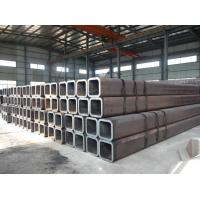 China Railway Constructions Cold Formed Seamless Steel Square Tubing ASTM A500 wholesale