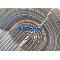 China 1 Inch TP321 / 321H Stainless Steel Heat Exchanger U Bend Welded Tube For Chemical Industry wholesale