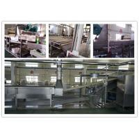 China Fry Pasta Egg Noodle Making Equipment Professional With Large Capacity on sale