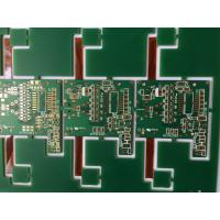 China Custom Rigid Flexible PCB Board Assembly Gold Finishing RoHS wholesale